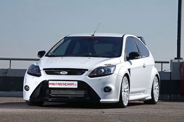 Ford Focus RS от MR Car Design (12 фото+видео)