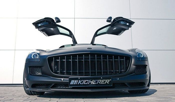 Mercedes SLS 63 Supersport GT от Kicherer (12 фото)