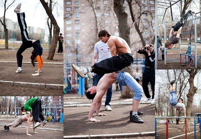 Городское движение. Ghetto workout (29 фото)