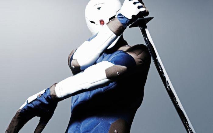 Превосходный костюм ниндзя (36 фото)