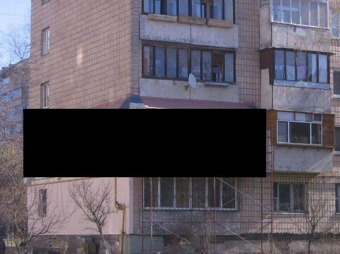 Отличная идея преобразить свой этаж (3 фото)