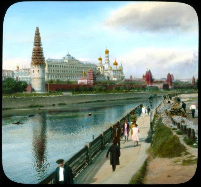 Москва в красках (61 фото)