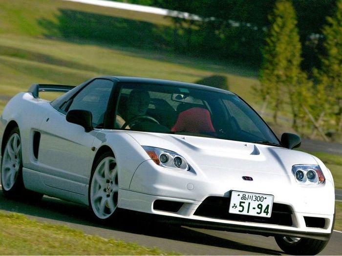 Легенда Honda NSX возрождается в новом амплуа - гибрид (19 фото)