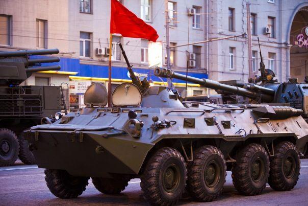 Про крепкую броню и быстрые танки (24 фото)