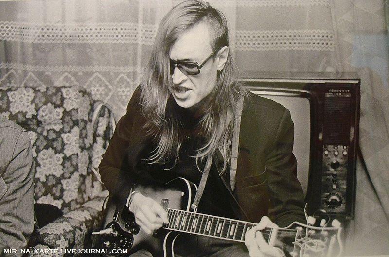 """5. Егор Летов. """"Квартирник"""" на Гражданке в Питере, 1991 год"""
