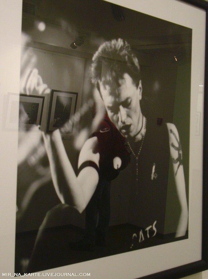 "6. Константин Кинчев в составе группы ""Алиса"" на концерте IV фестиваля Ленинградского рок-клуба, 1986 год"