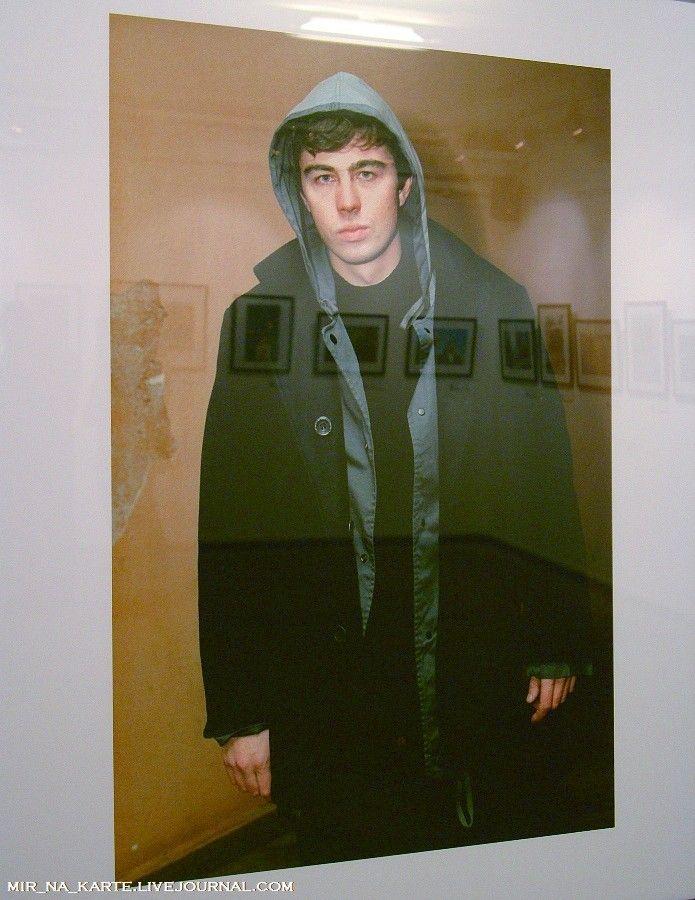 17. Сергей Бодров (младший) на съемках фильма Брат-2, 1999 год