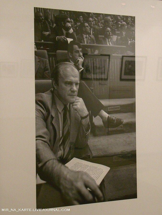 27. Геннадий Зюганов на последнем съезде КПСС, 1986 год