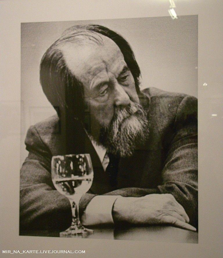 28. Александр Солженицын, 1998 год