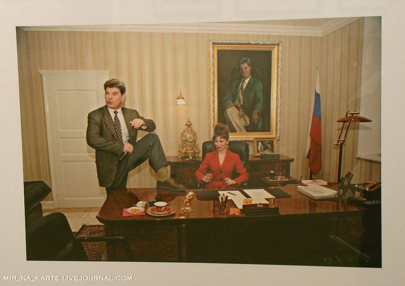 38. Владимир Брынцалов - кандидат в президенты, 1996 год