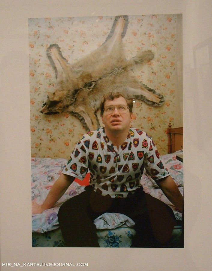 42. Сергей Мавроди на конспиративной квартире, конец 90-х