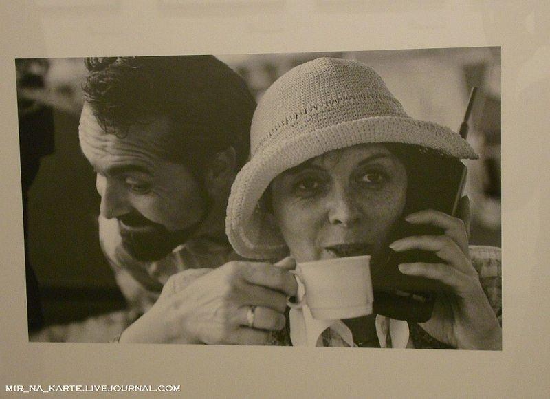 47. Клара Новикова и Виктор Шендерович, 1993 год