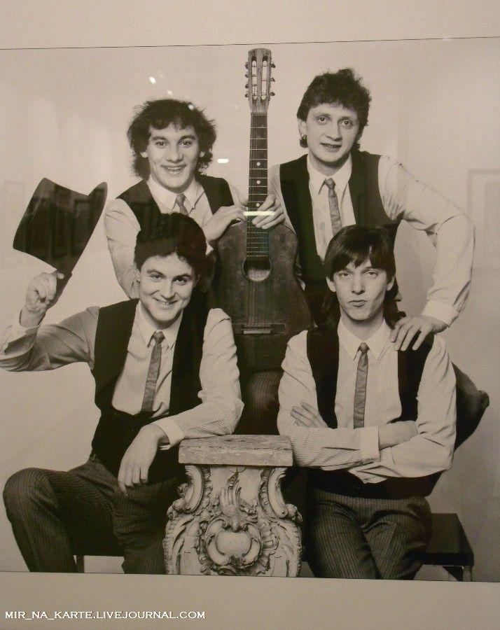 "50. Группа ""Секрет"", 1987 год"