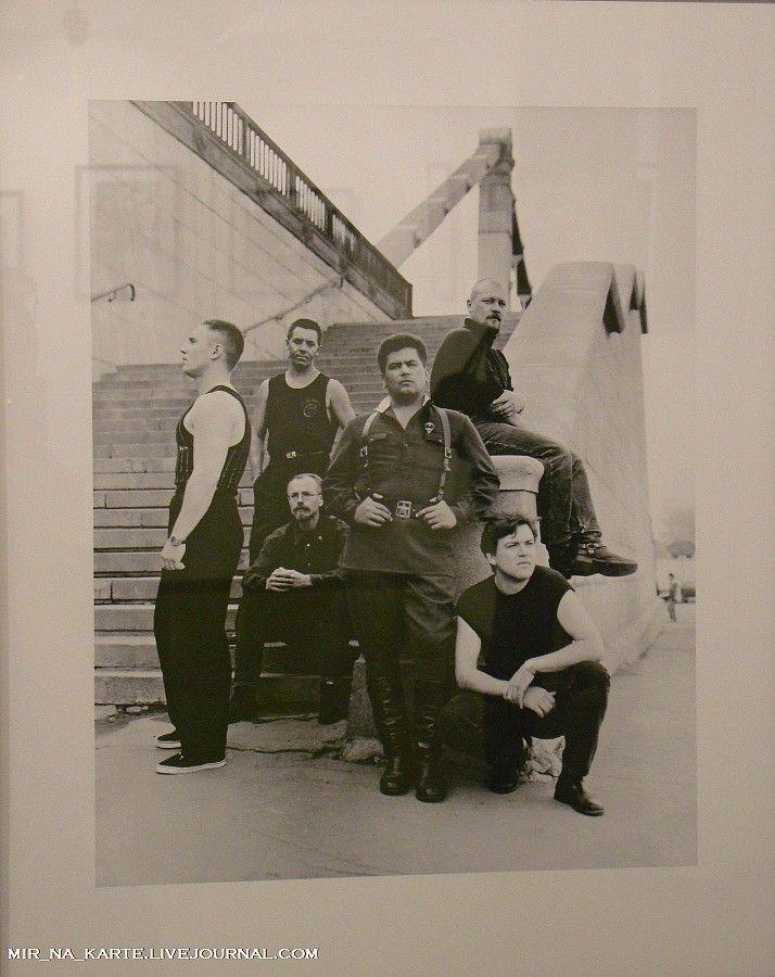 "51. Группа ""Любэ"", 1994 год"