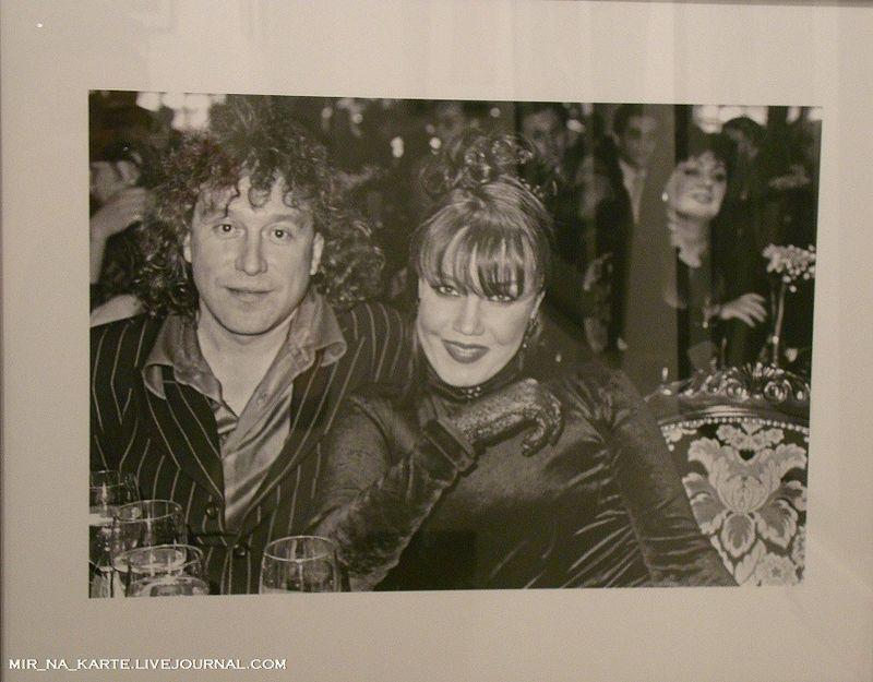 52. Владимир Кузьмин и Азиза, 1990-е