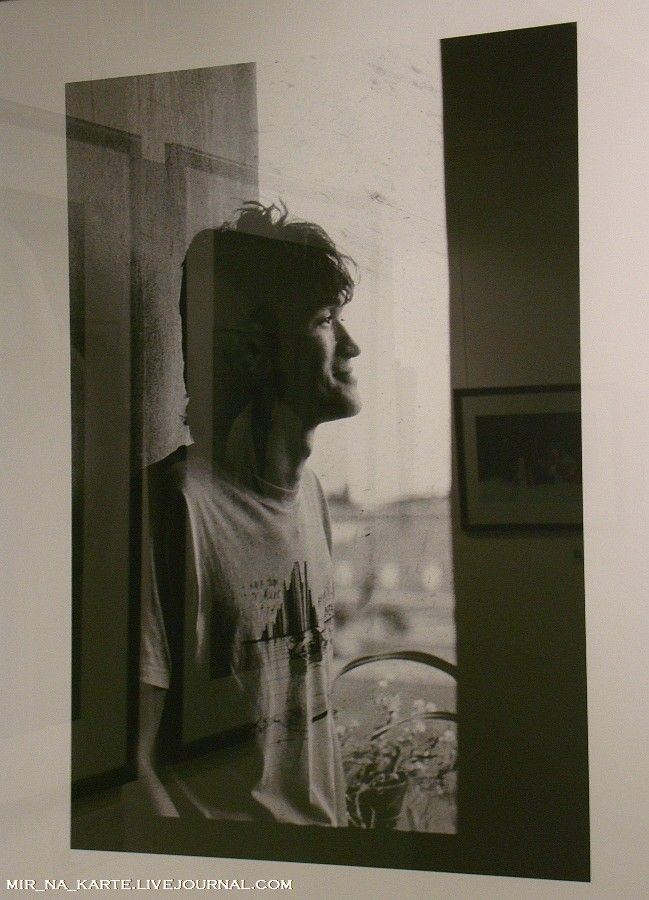66. Виктор Цой, 1985 год
