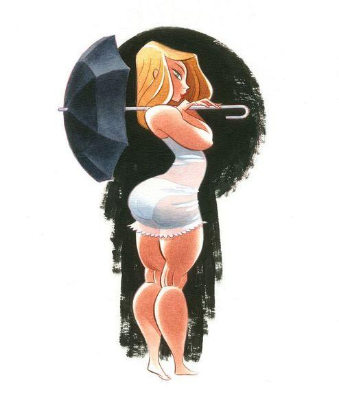 Иллюстратор Bill Presing представил классные рисунки (40 Фото)