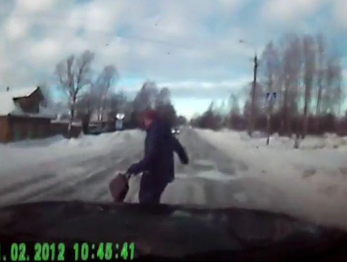 Авария дня часть 521 (фото+видео)