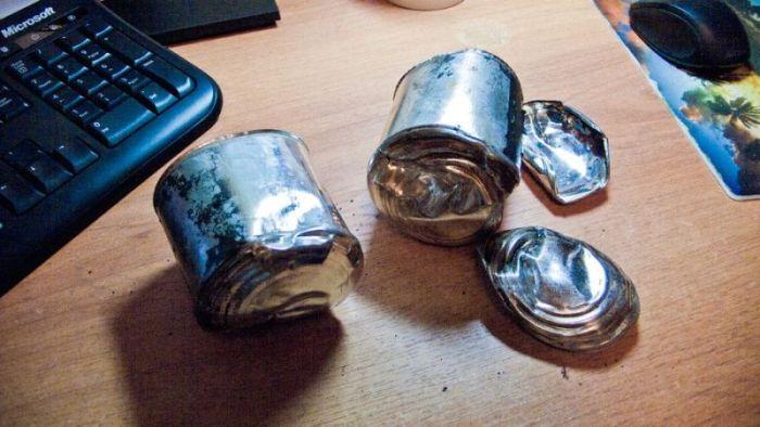 Сладкий взрыв сгущенки (5 фото)