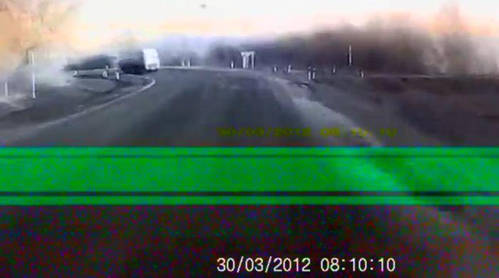 Авария дня часть 524 (фото+видео)