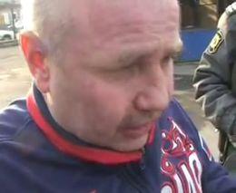 Пьяный водитель из Иркутска