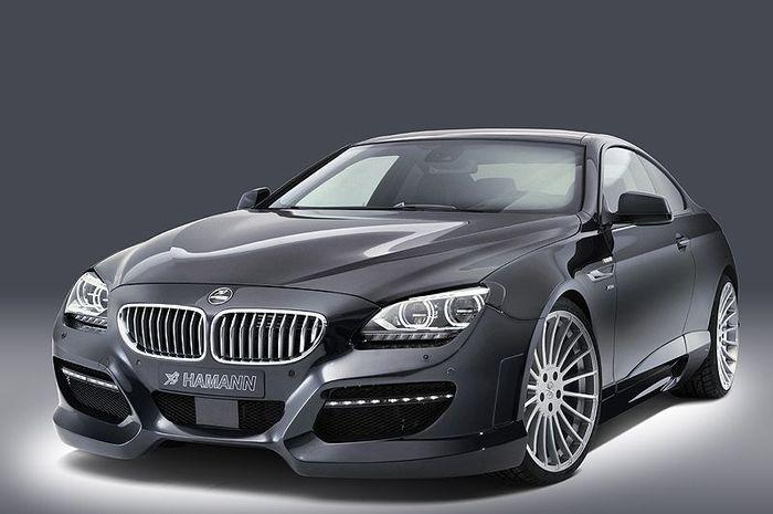 Ателье Hamann прокачало BMW 650i F13 (13 фото)