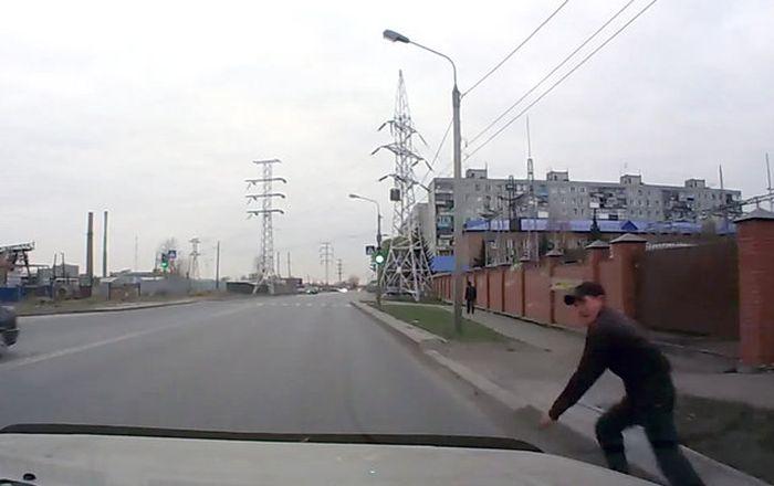 Авария дня часть 525 (фото+видео)