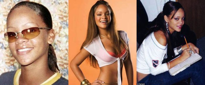 Фото знаменитостей, до того, как они стали популярными (42 фото)