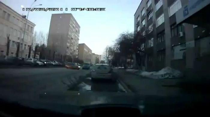 Авария дня часть 529 (фото+видео)