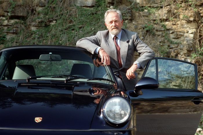 Создатель Porsche 911 скончался в возрасте 76 лет (11 фото)