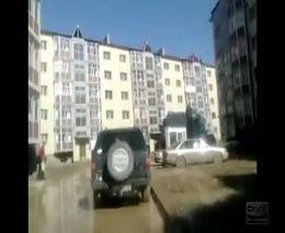 «Бесоба» Караганда рухнул жилой дом (5 этажей) в Казахстане 6 апреля 2012 года