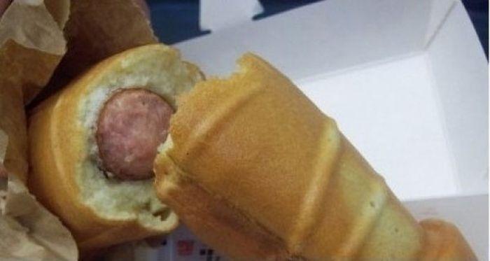 Японский хот-дог (4 фото)