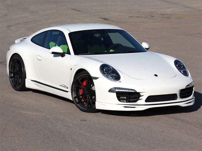 Porsche Carrera S SP91-R от ателье SpeedART (15 фото)