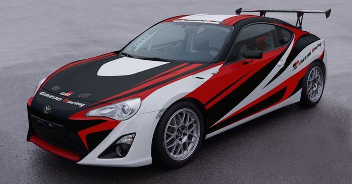 Toyota GT 86 будет участвовать в марафоне 24 часа Нюрбургринга (3 фото+видео)