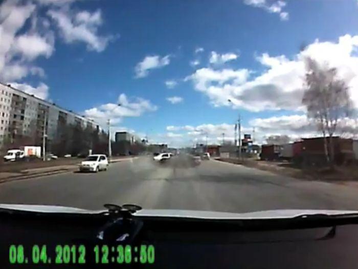 Авария дня часть 531 (фото+видео)