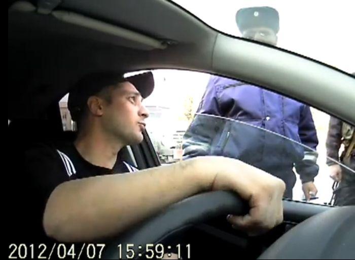 Общение с ГИБДД часть 410 (фото+видео)