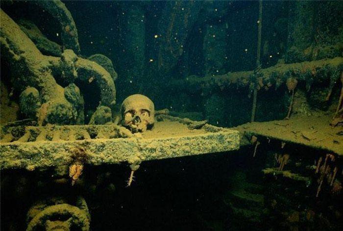 Таинственный подводный мир (38 фото)