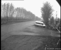 Авария на 35 км трассы Тросна-Калиновка