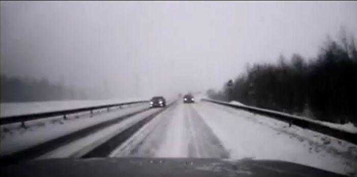 Авария дня часть 533 (фото+видео)