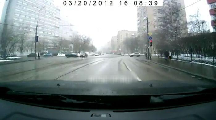 Авария дня часть 534 (фото+видео)