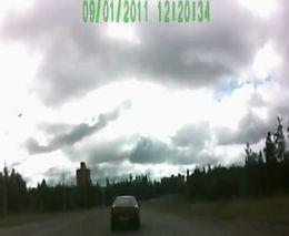 Погоня за нарушителем в Усть-Илимске