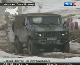 Замена военному УАЗу