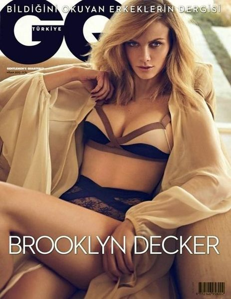 Бруклин Декер для журнала HQ (9 Фото)