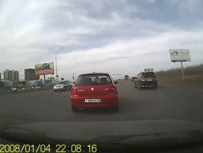 Авария дня часть 539 (фото+видео)