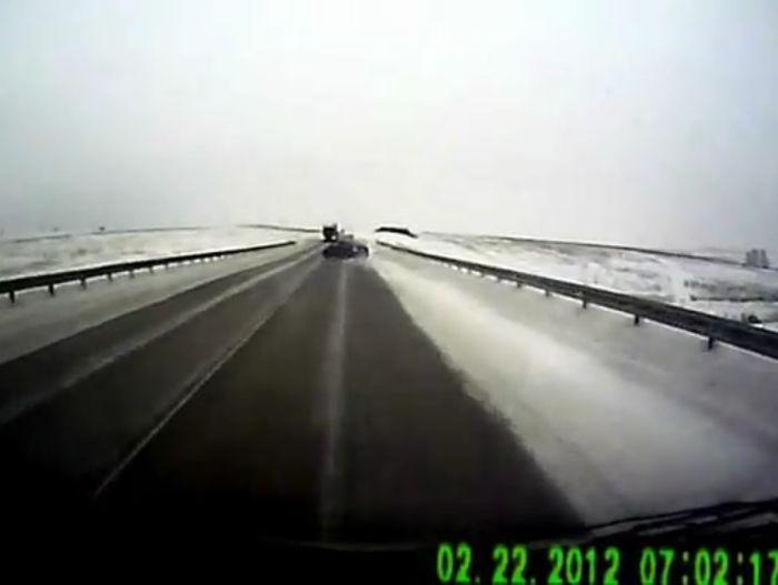 Авария дня часть 540 (фото+видео)