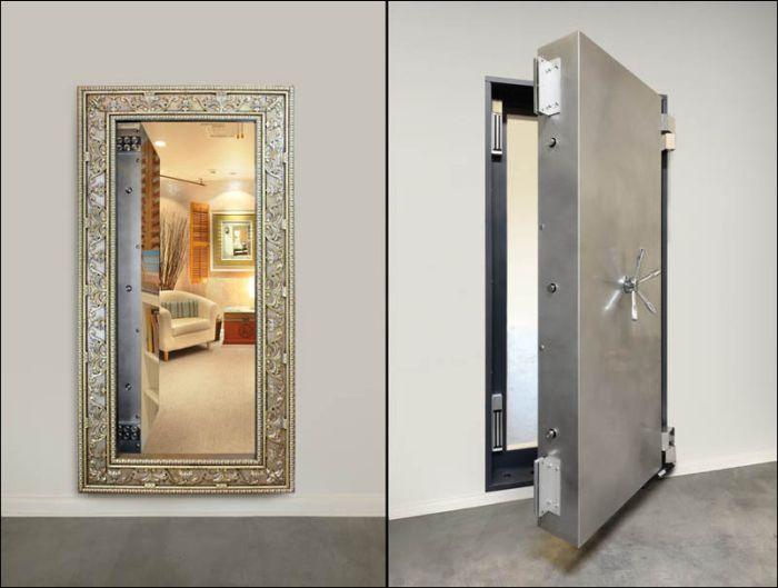 Секретные комнаты (25фото)