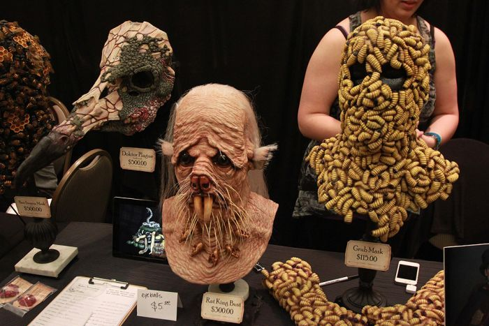 Monsterpalooza - бал монстров (43 фото)