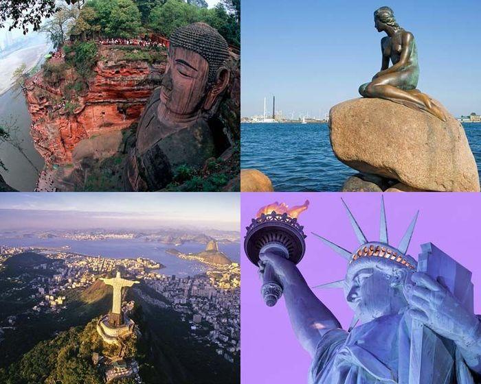 Статуи, которые обязательно нужно увидеть (18 фото)