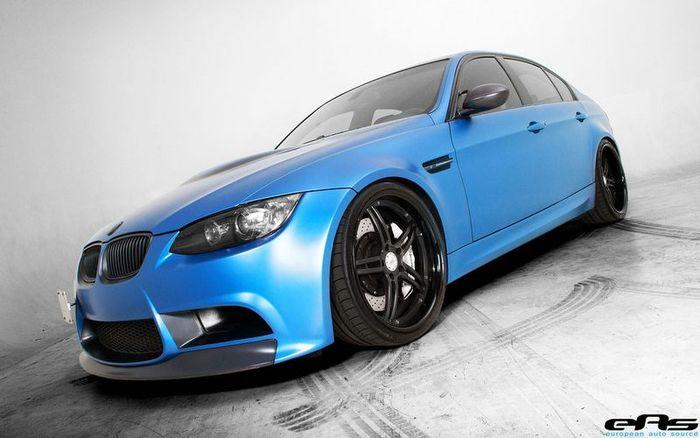 Ателье European Auto Source прокачало BMW M3 в кузове E90 (12 фото)