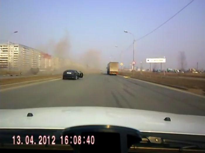 Авария дня часть 542 (фото+видео)